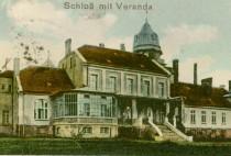 Nawrocko- pałac