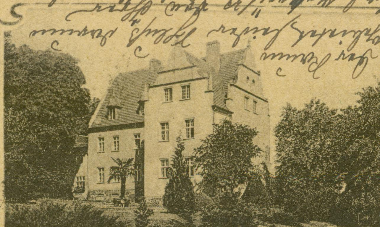 Płotno- pałac
