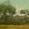 Płoty zamek Bluchera, zachodniopomorskie