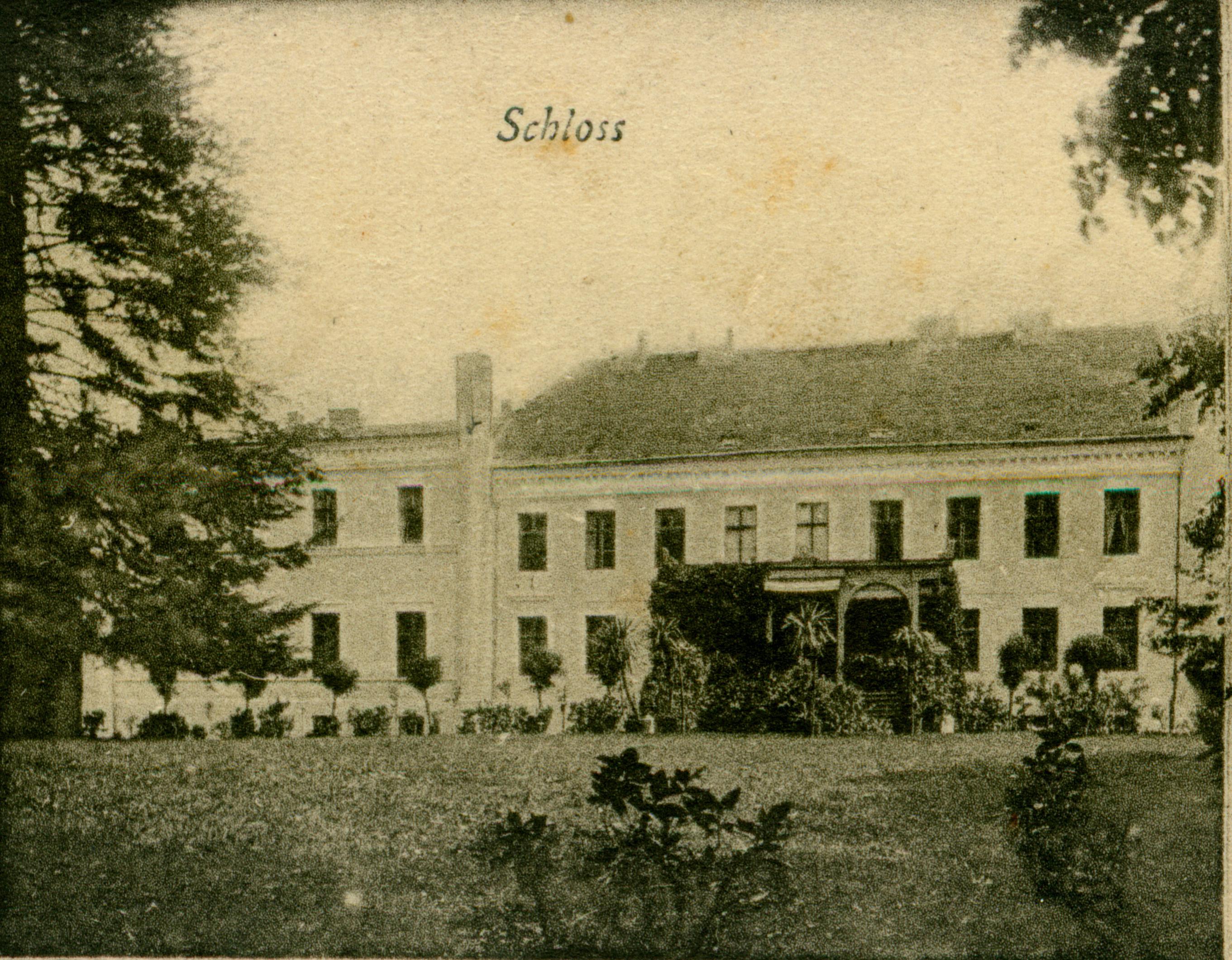 Parsowo-pałac