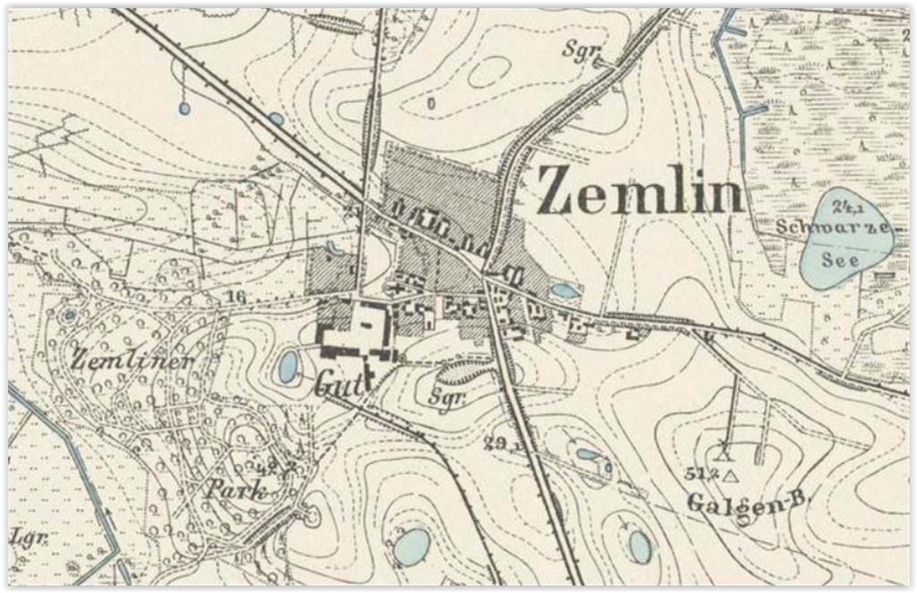 Samlino 1928, zachodniopomorskie
