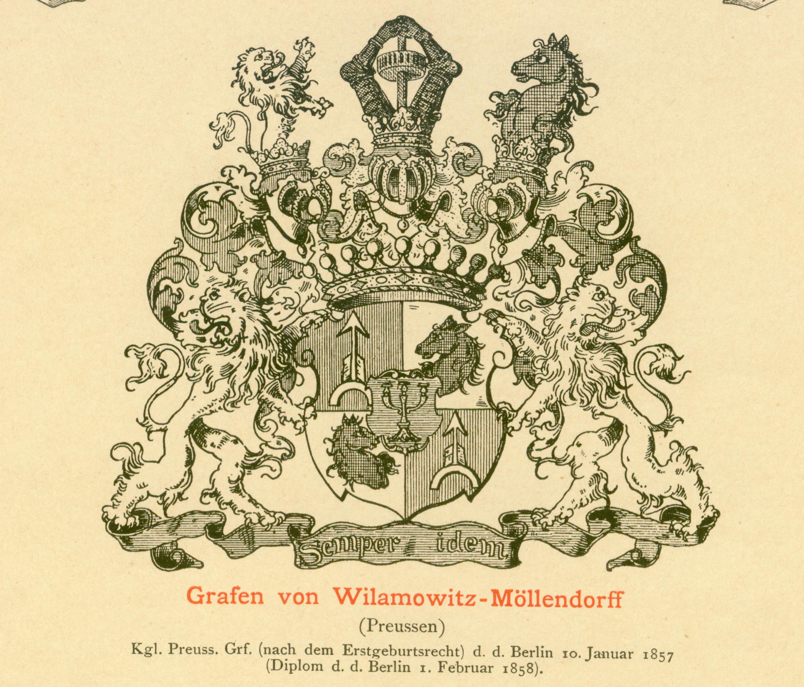 Wilamowitz-Moellendorff (3)