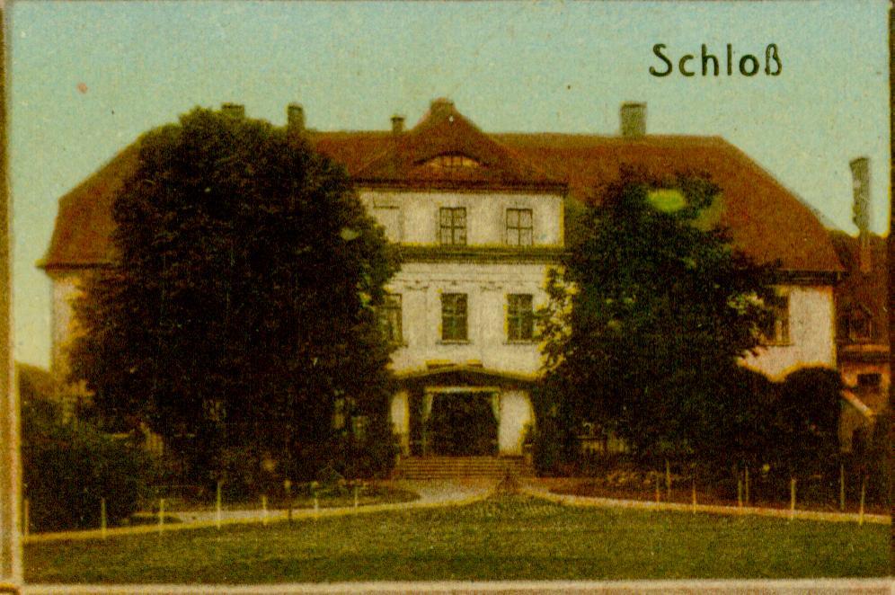 Dzedzice- pałac