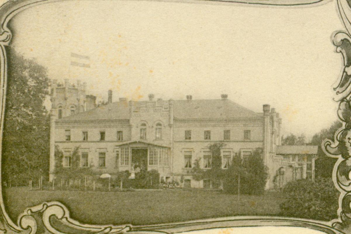 Sokoliniec-pałac