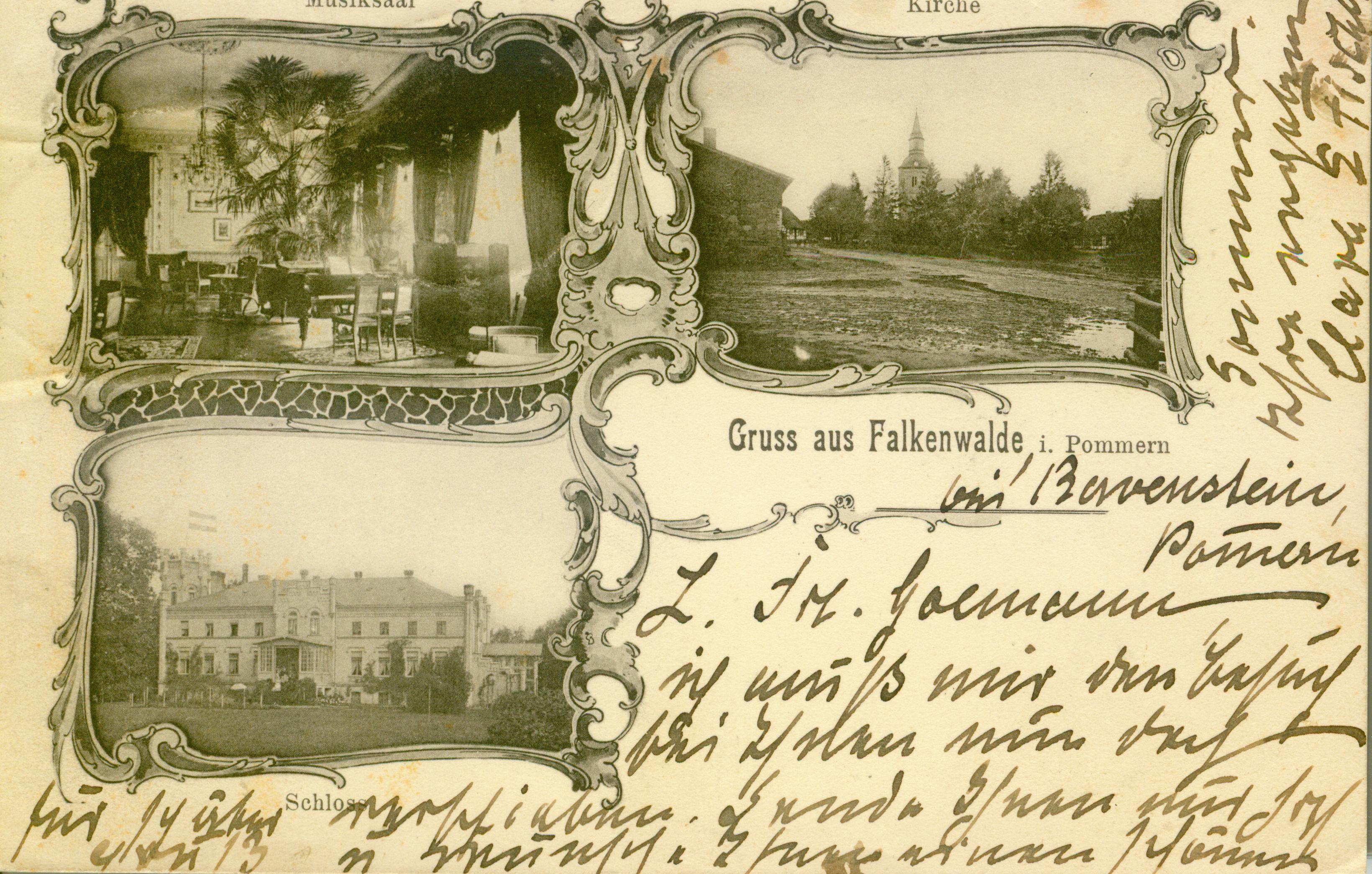 Sokoliniec, pow. Choszczno, zachodniopomorskie