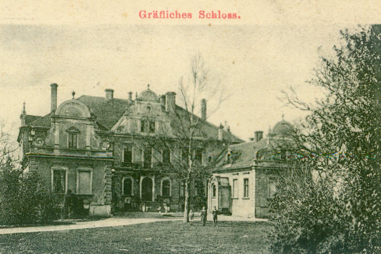 Troszyn-pałac