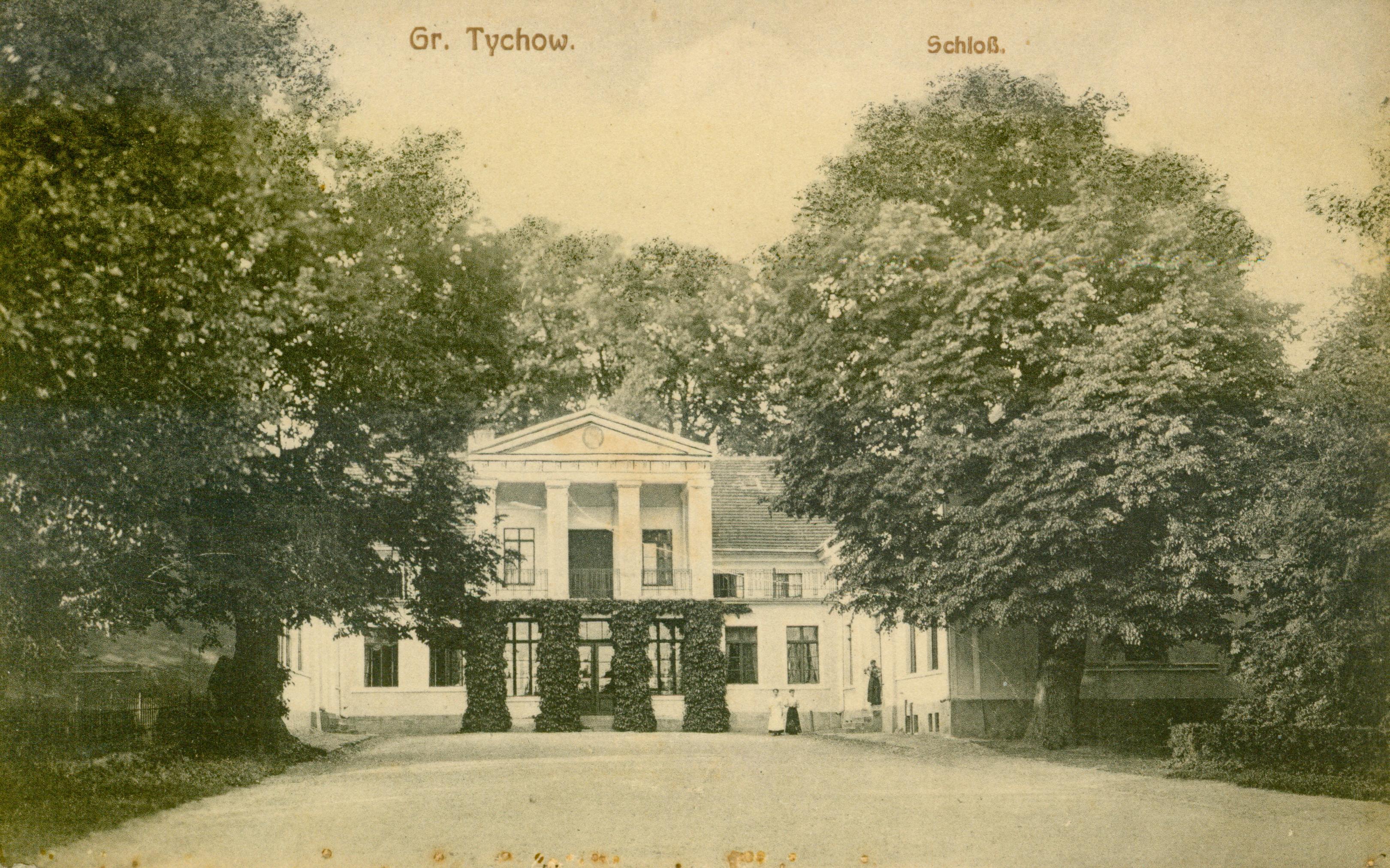 Tychowo, zachodniopomorskie