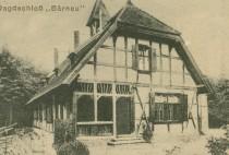 Węcław - pałacyk myśliwski ok. Dębna, były pow. Gorzów001