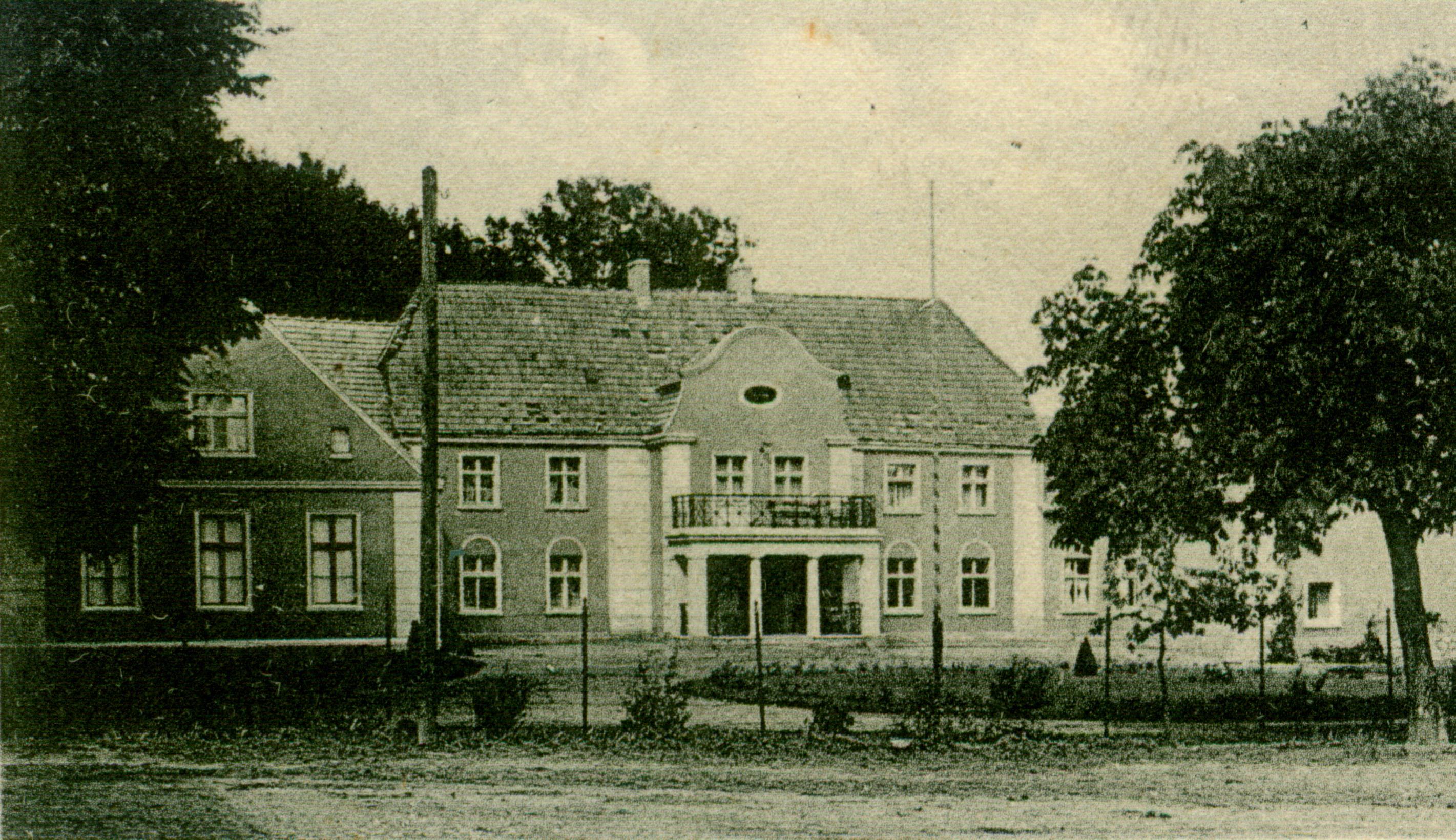 Wicimice-pałac