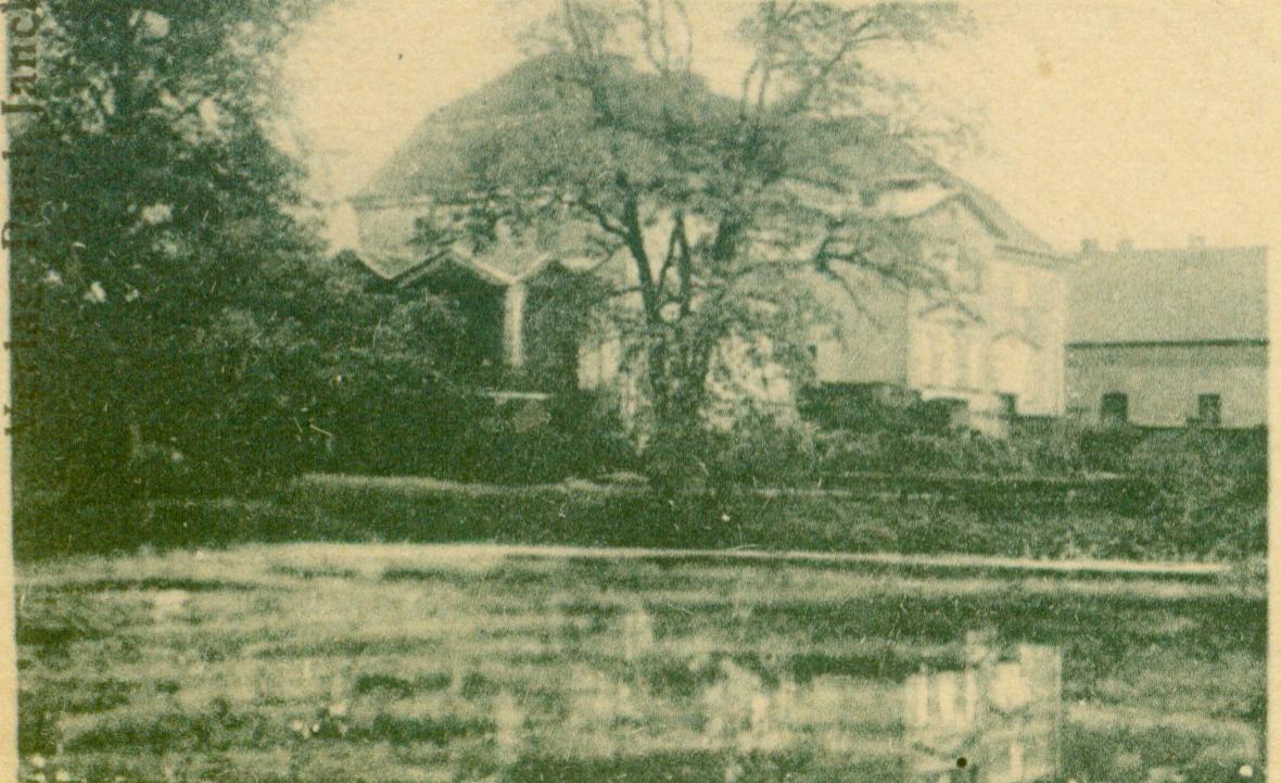 Bobrówko-dwór