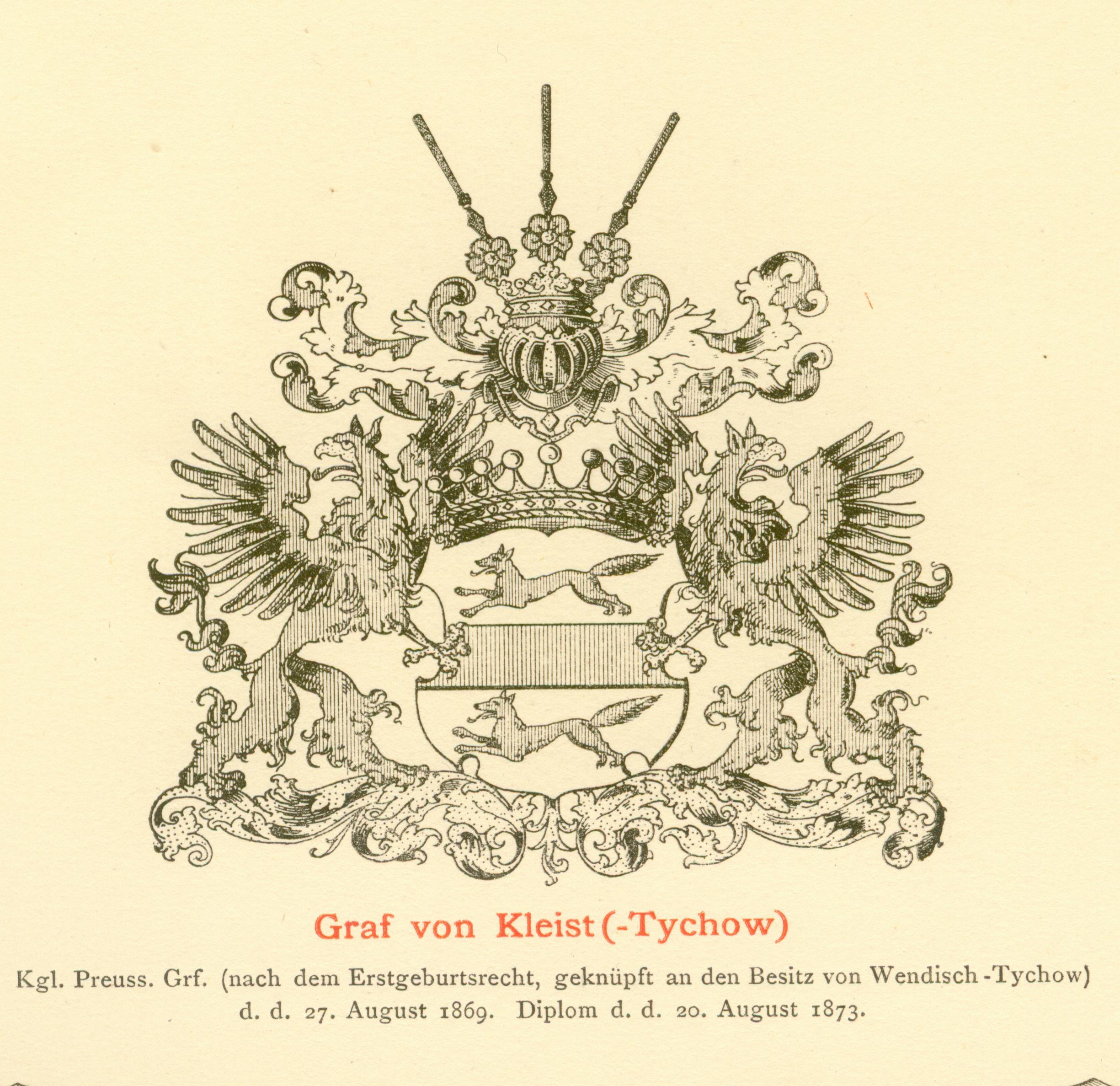 Kleist-Tychow