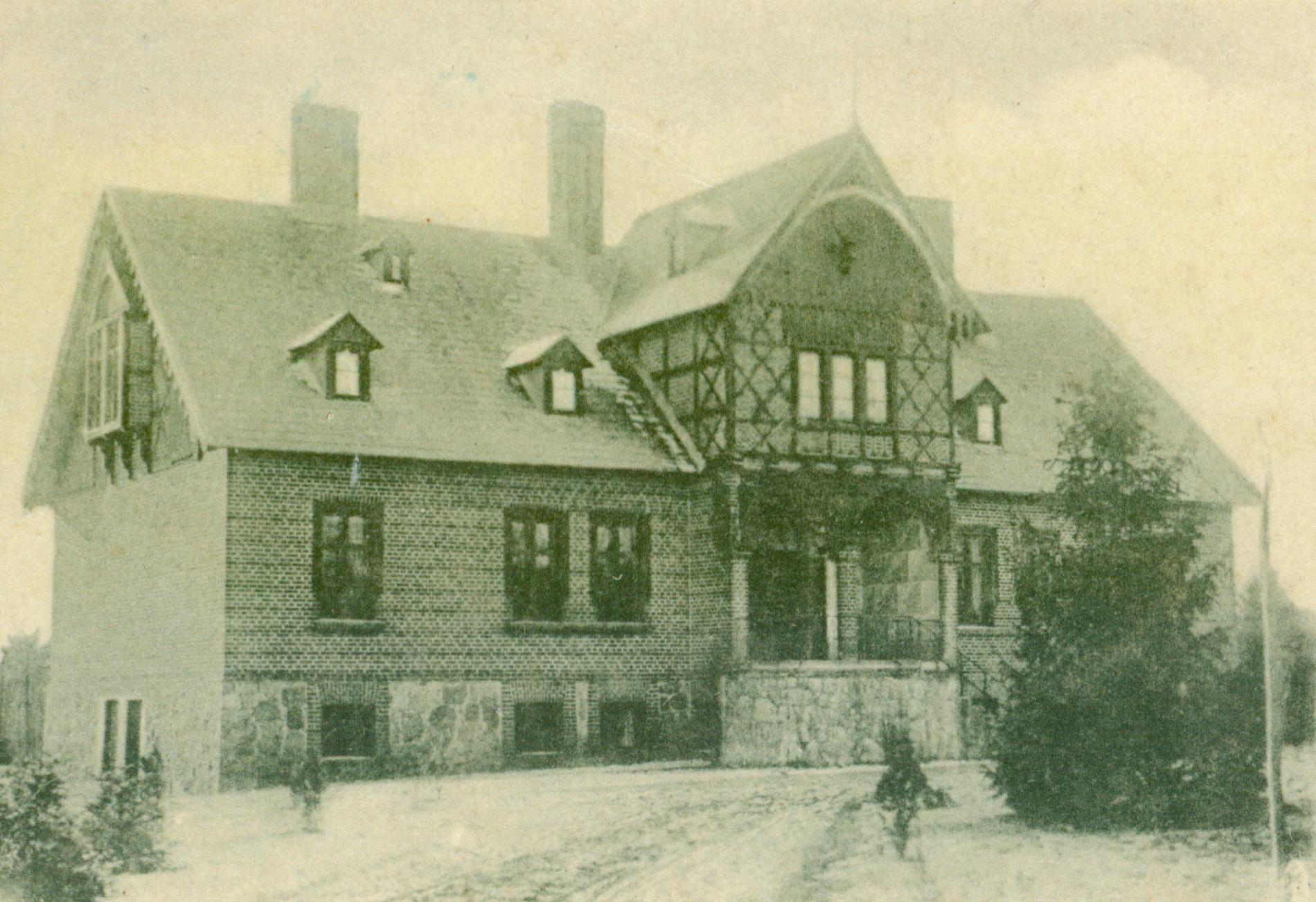 Niemieńsko-Pałacyk Mysliwski