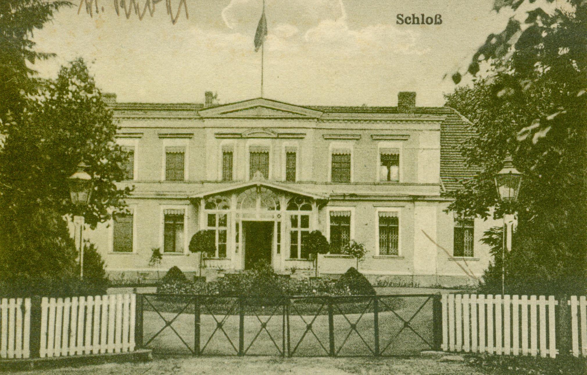 Bełczna-pałac