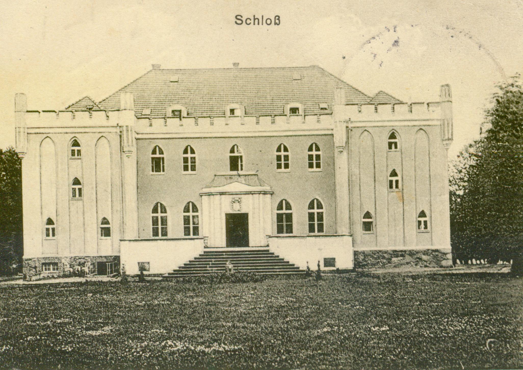 Białowąs-pałac