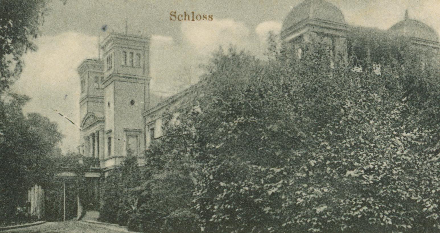 Bogdanów pow. Środa Śląska- pałac