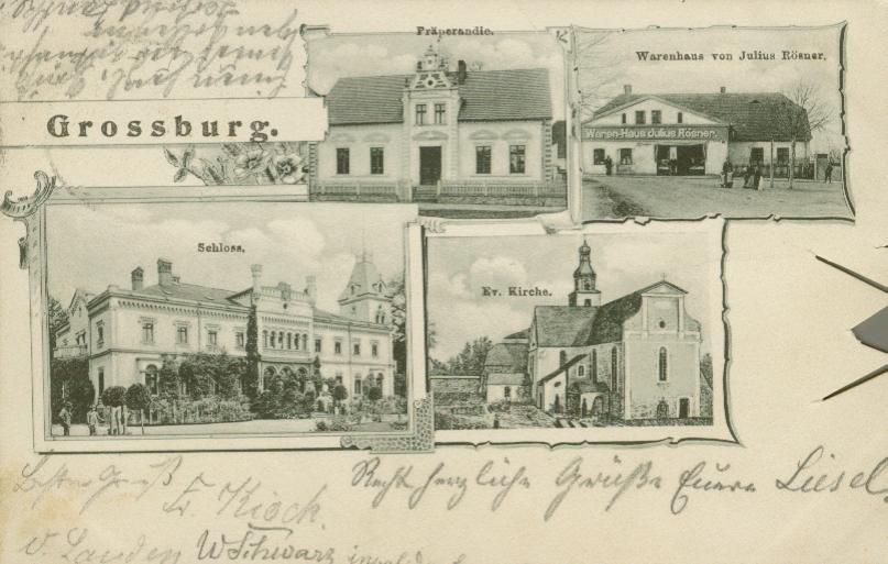 Borek Strzeliński- między Strzelinem a Wrocławiem