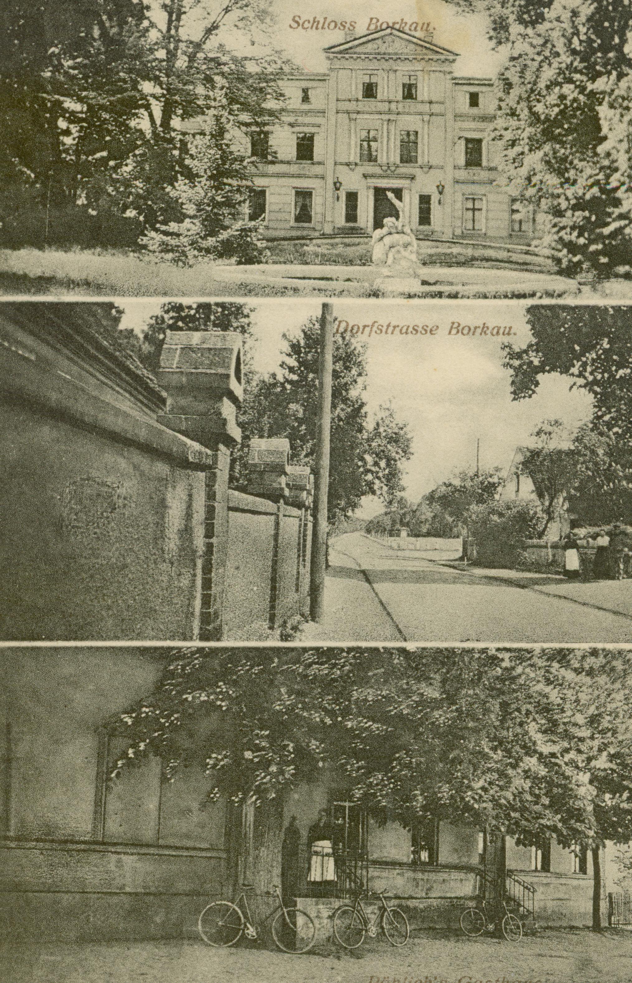 Borków- 10km na wsch od Głogowa