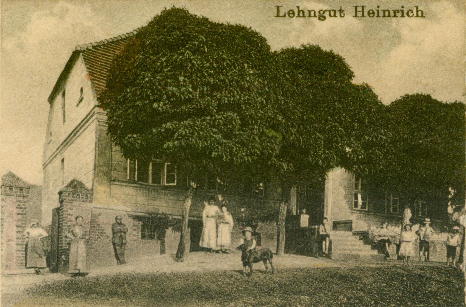 Laski Lubuskie-dwór