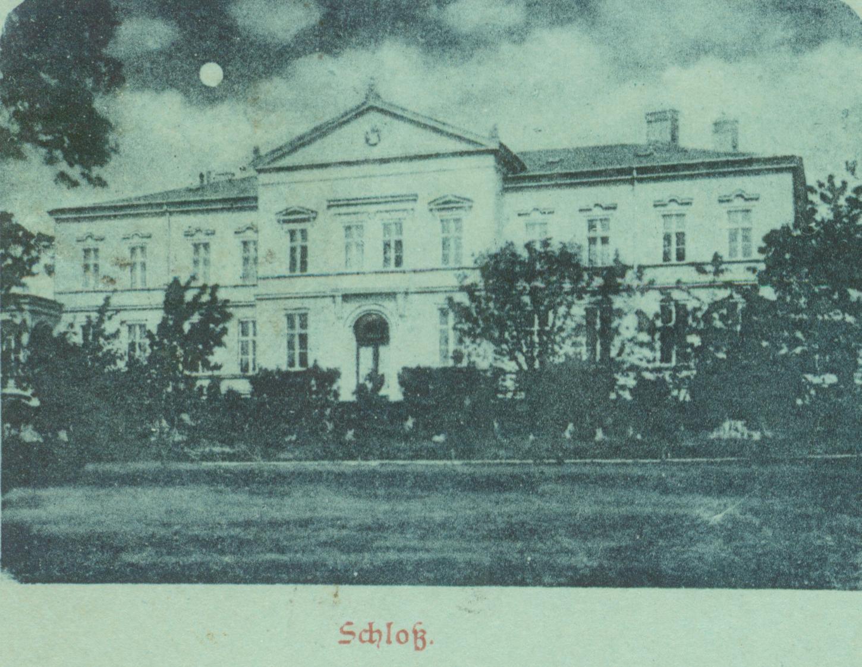 Nosibądy-pałac