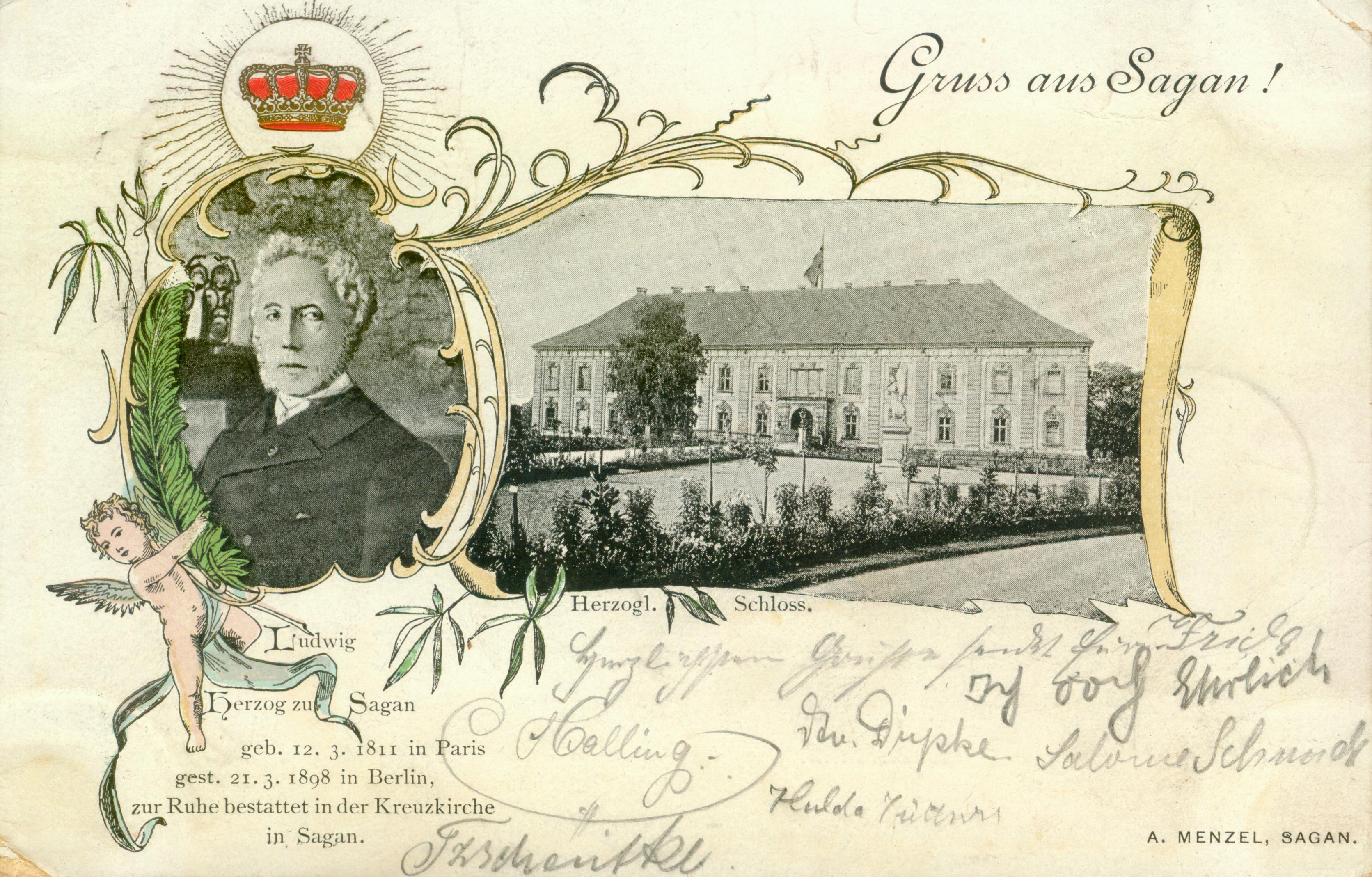 Żagań-książę Ludwig, lubuskie