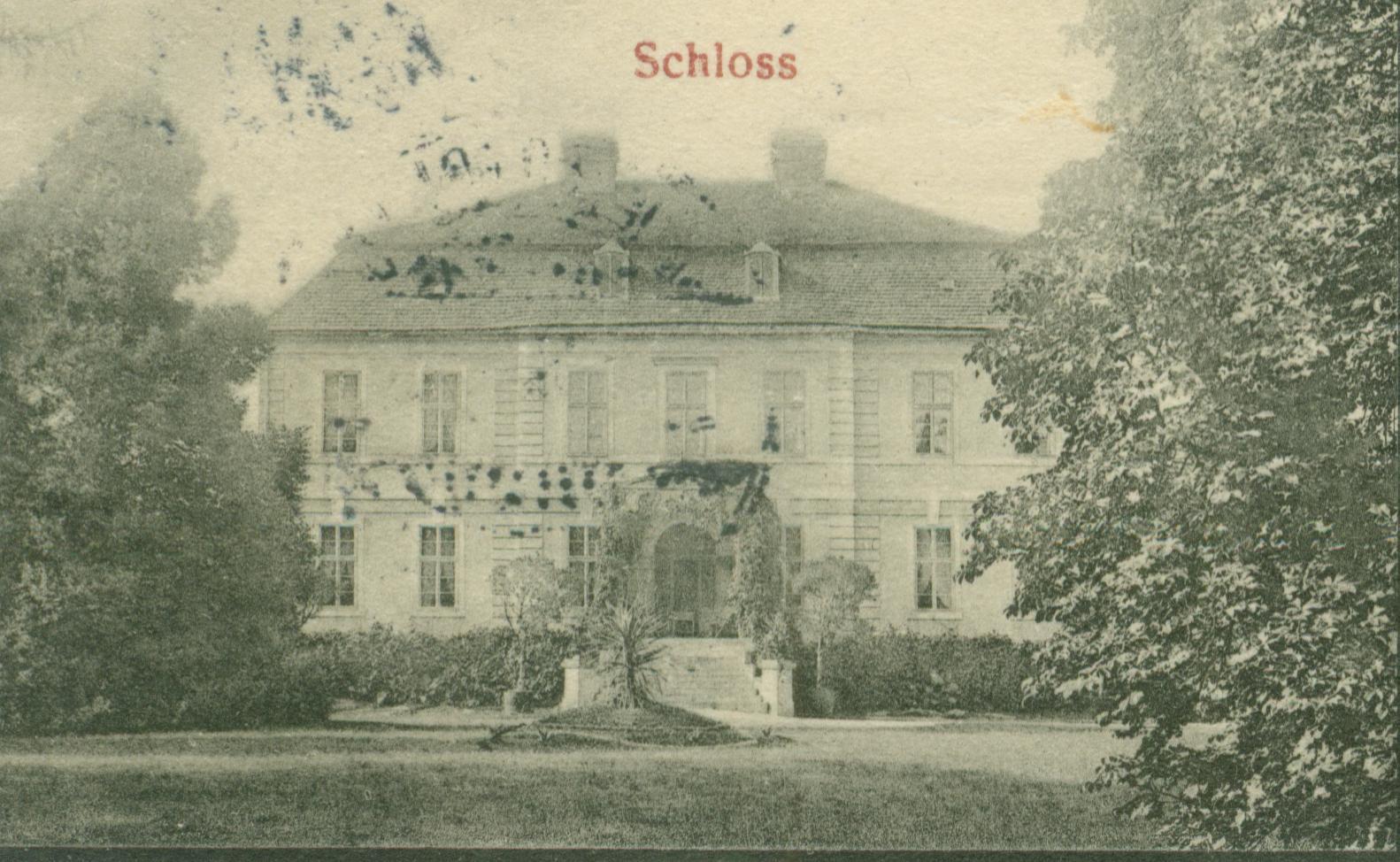 Żubrów-pałac