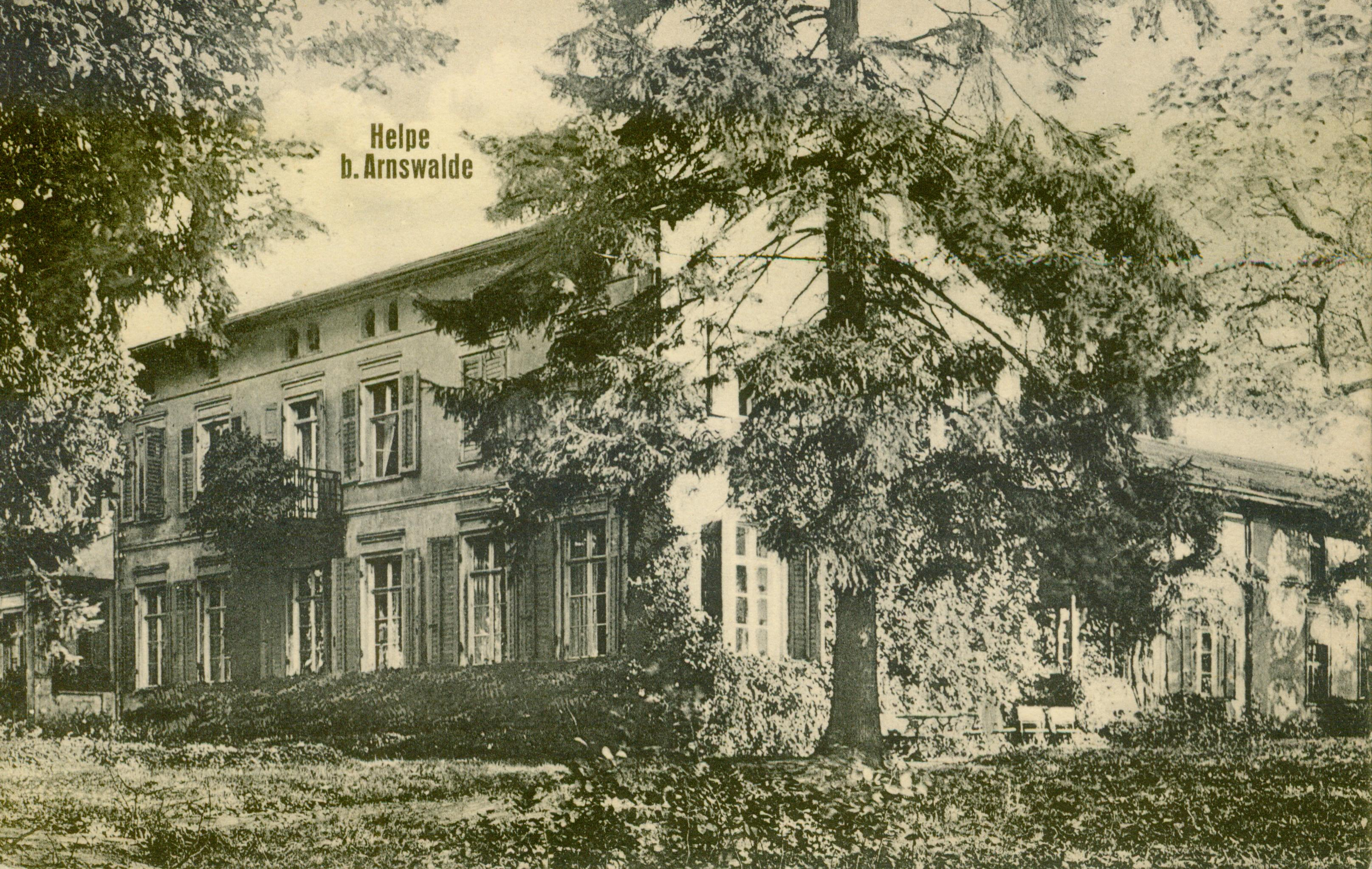 Chełpa pow. Choszczno, zachodniopomorskie