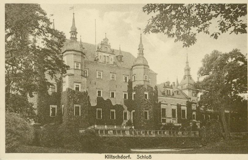 Kliczków- zamek