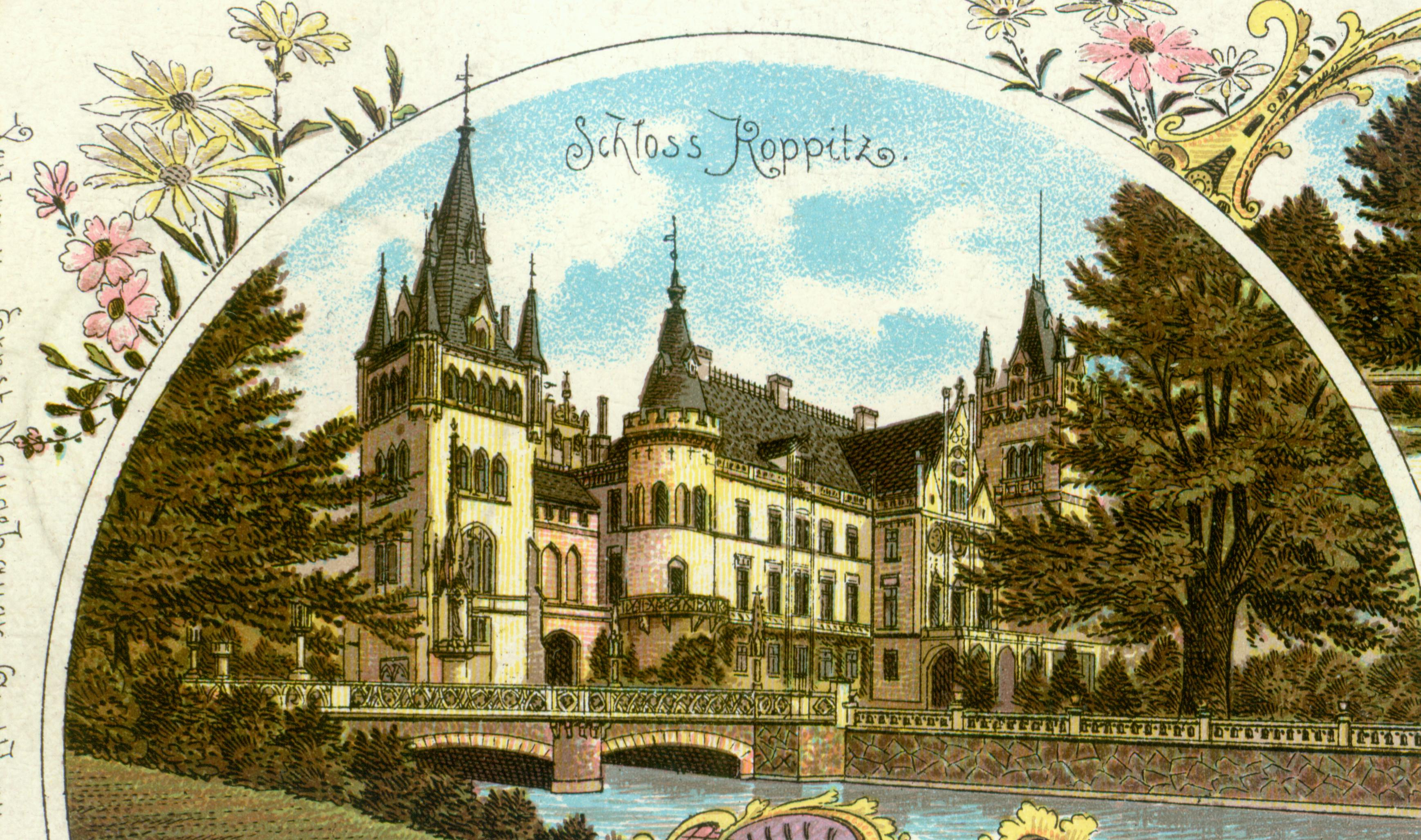Kopice - pałac
