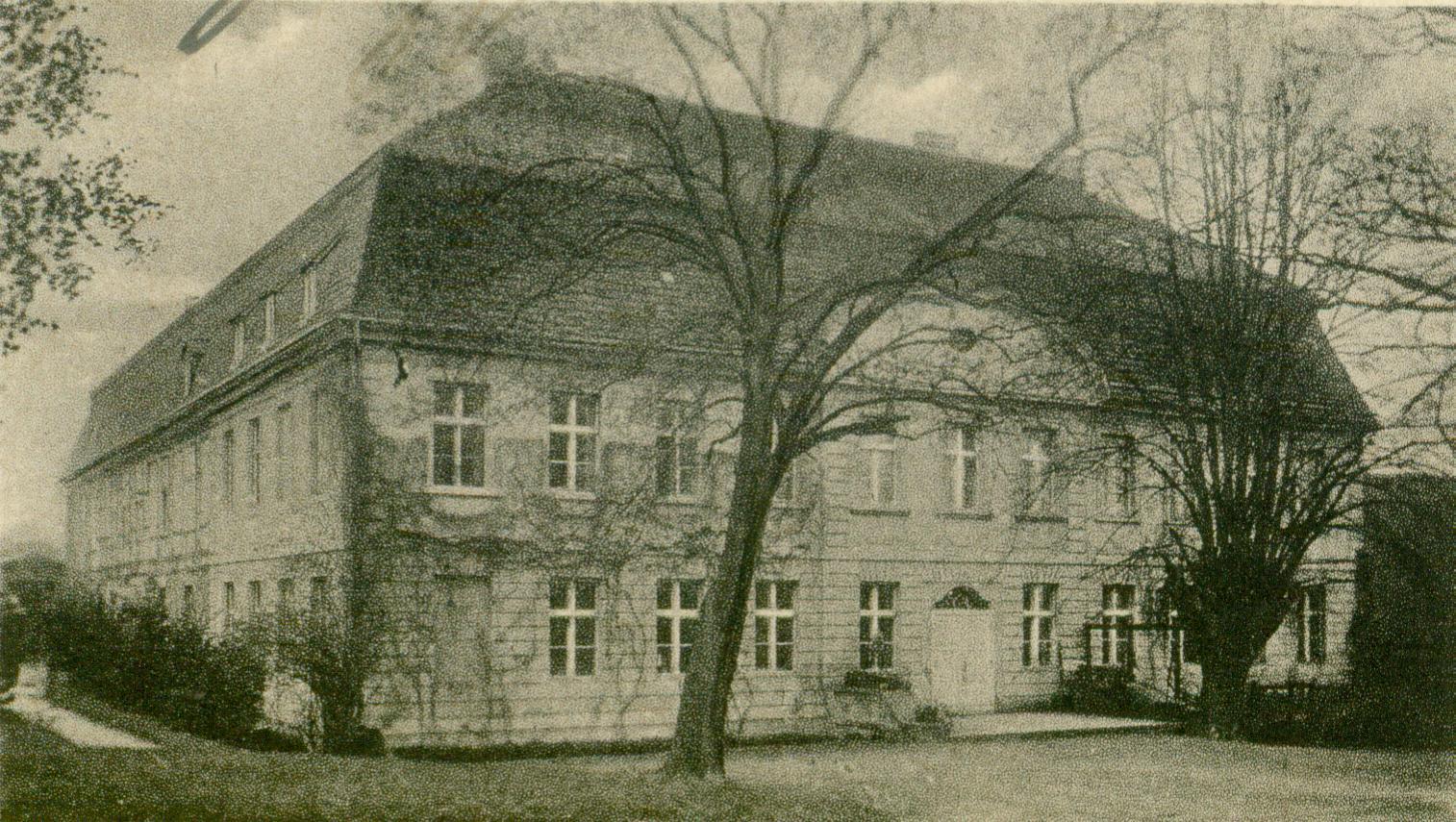 Krasne-pałac