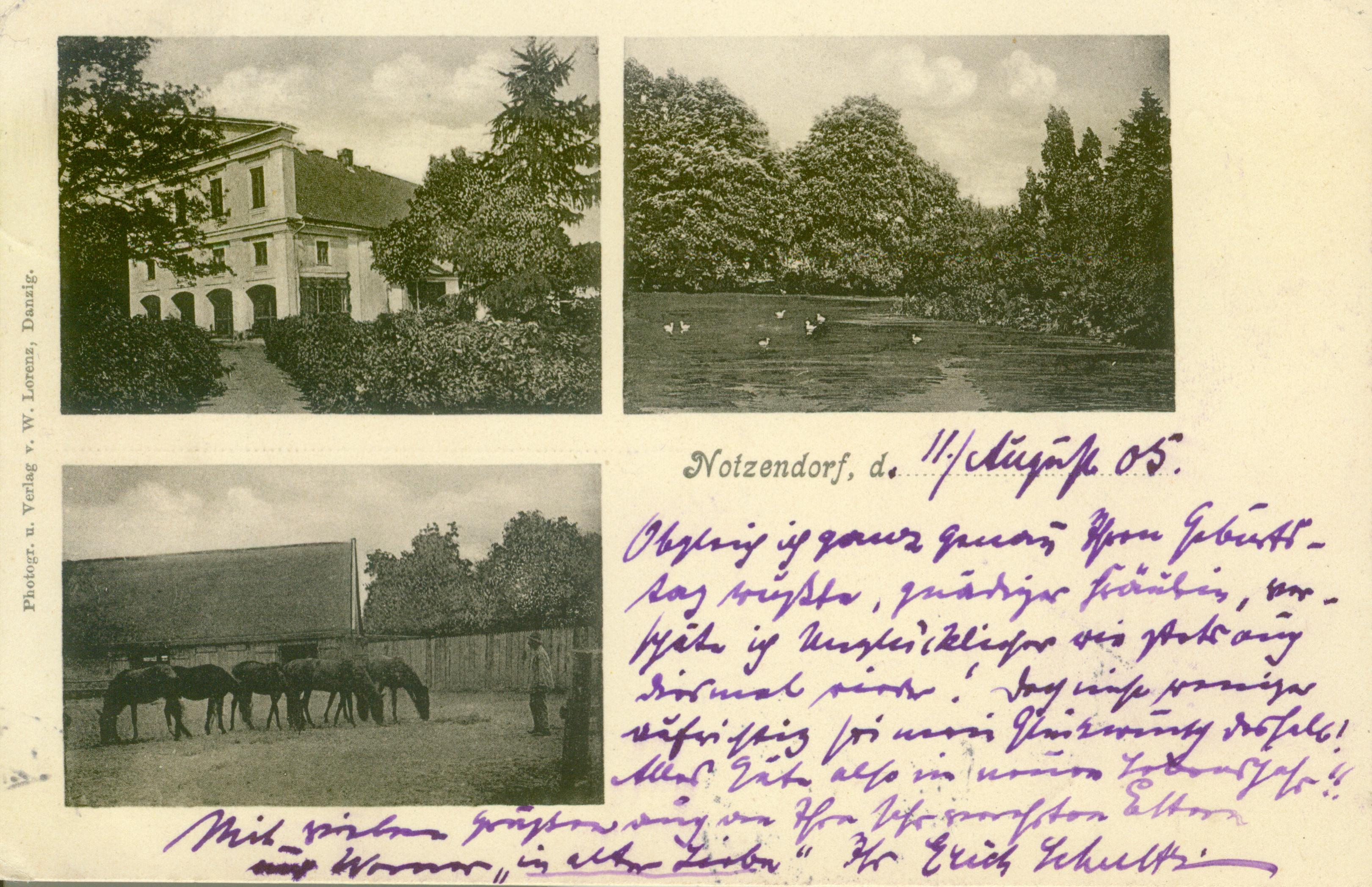Krzyżanowo pow. Malbork, woj. pomorskie