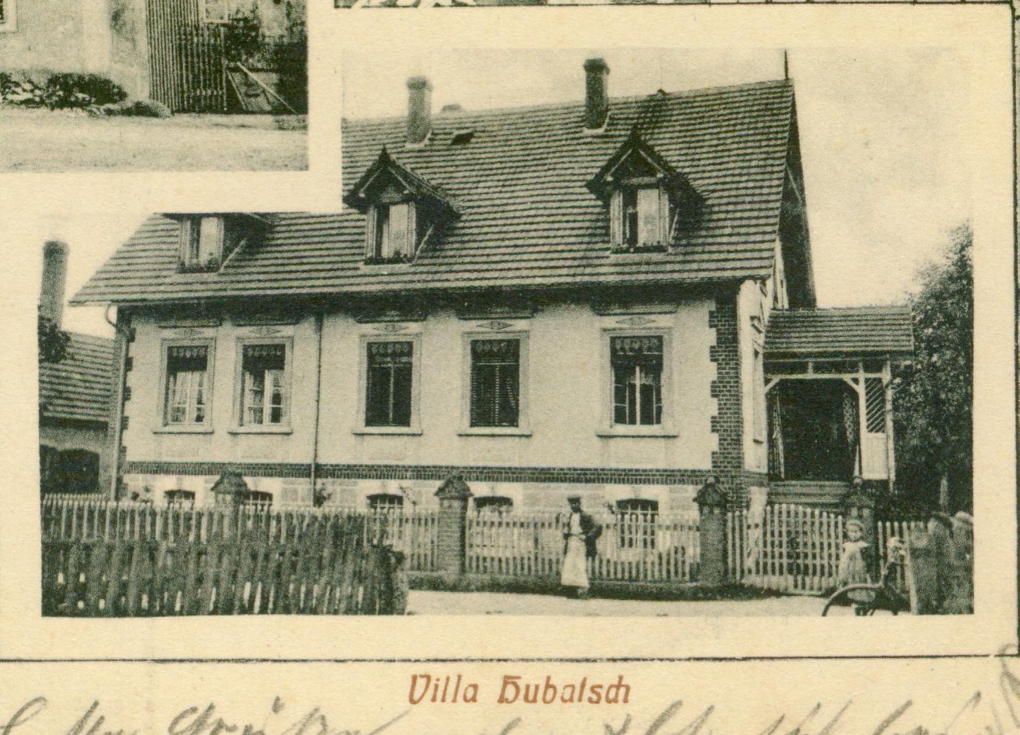 Lesiska-willa Hubatsch