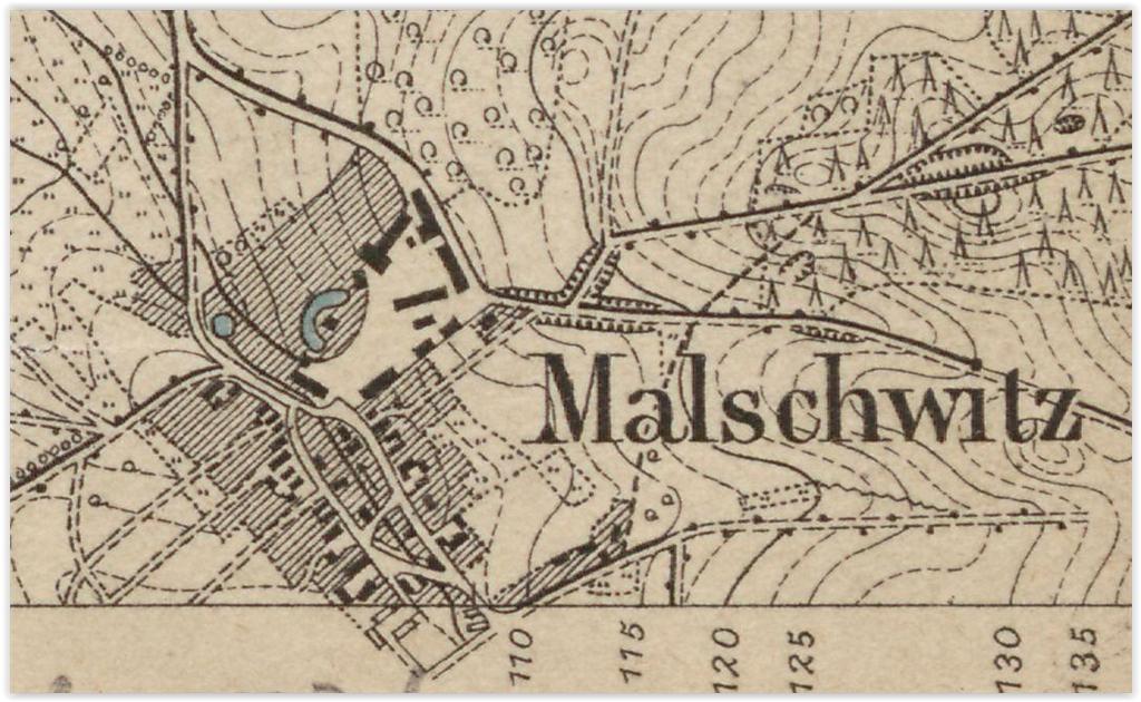 Małaszowice 1896, lubuskie