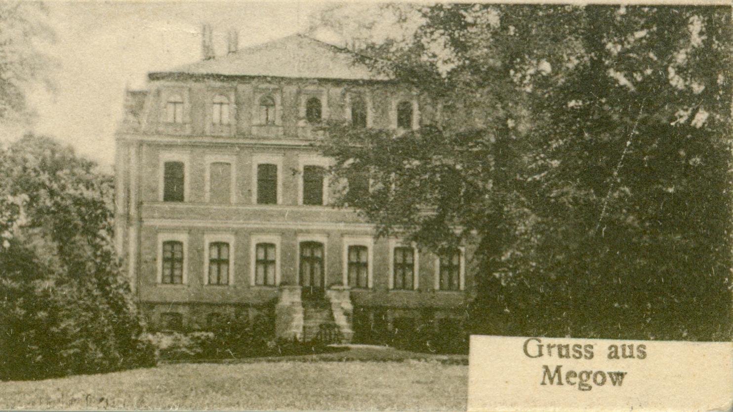 Mechowo-pałac