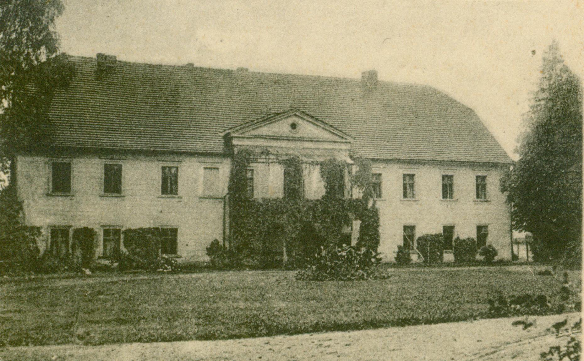 Nieborowice-dwór