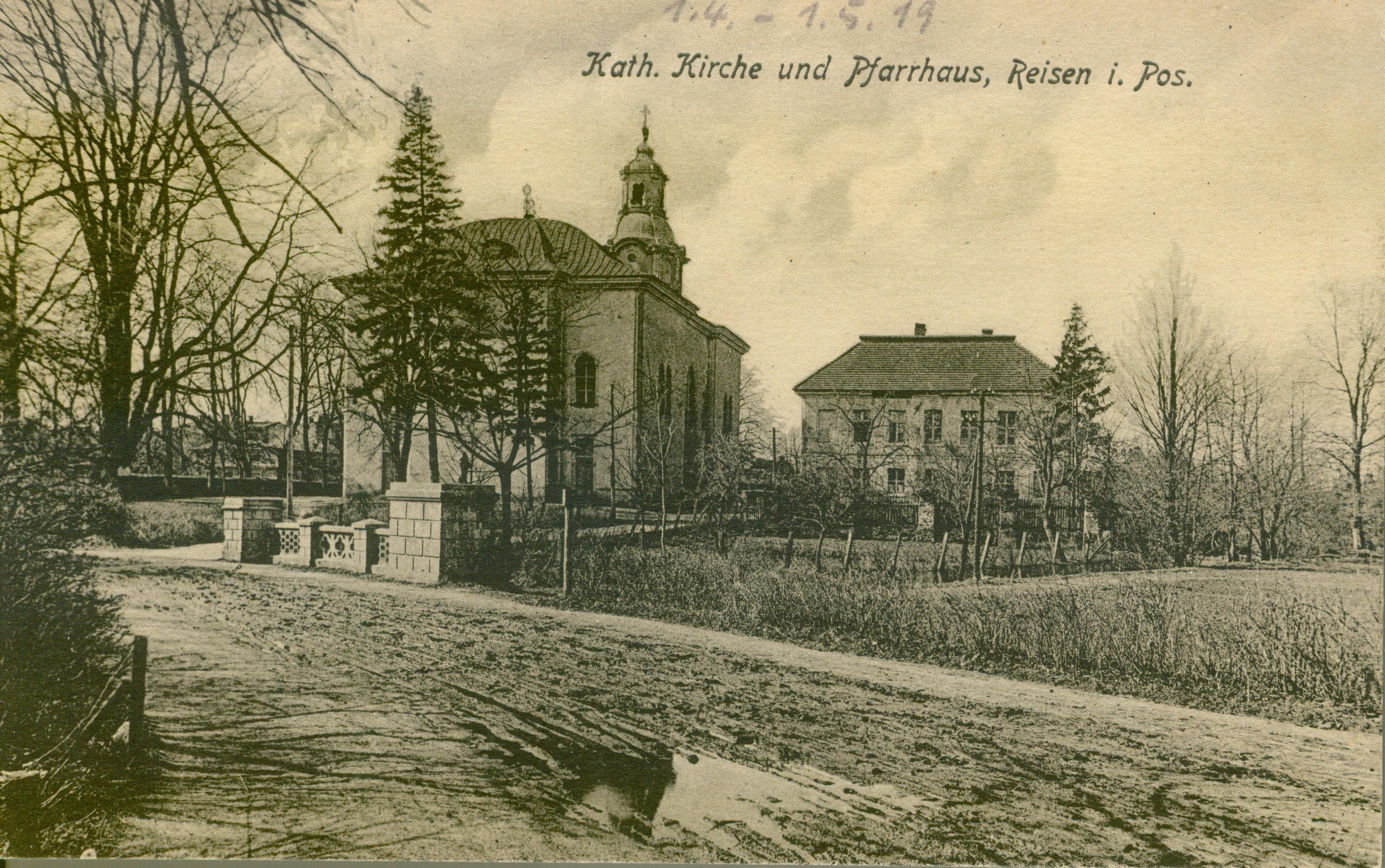 Rydzyna, wielkopolskie
