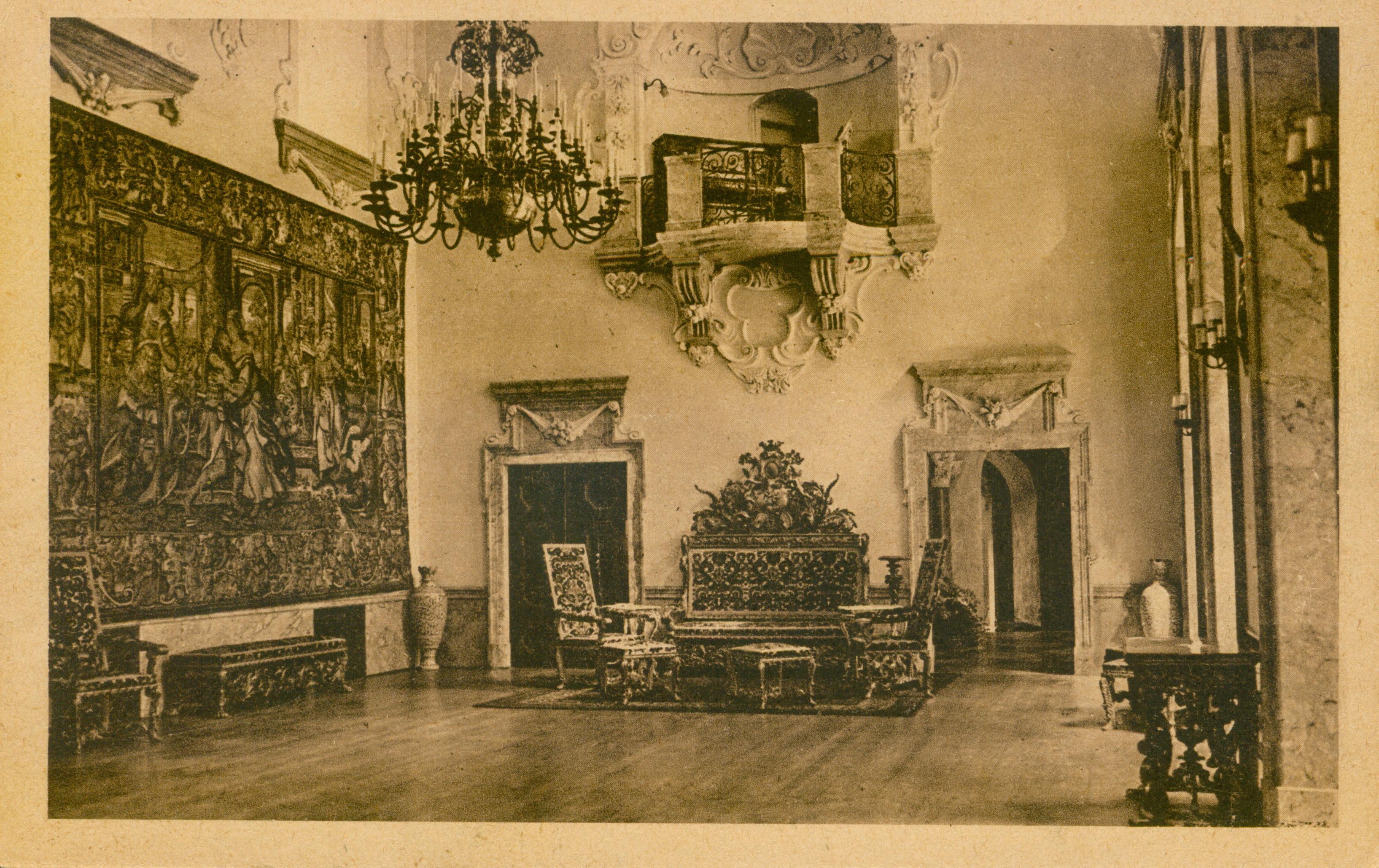 Książ-pokój Kondrada, dolnośląskie
