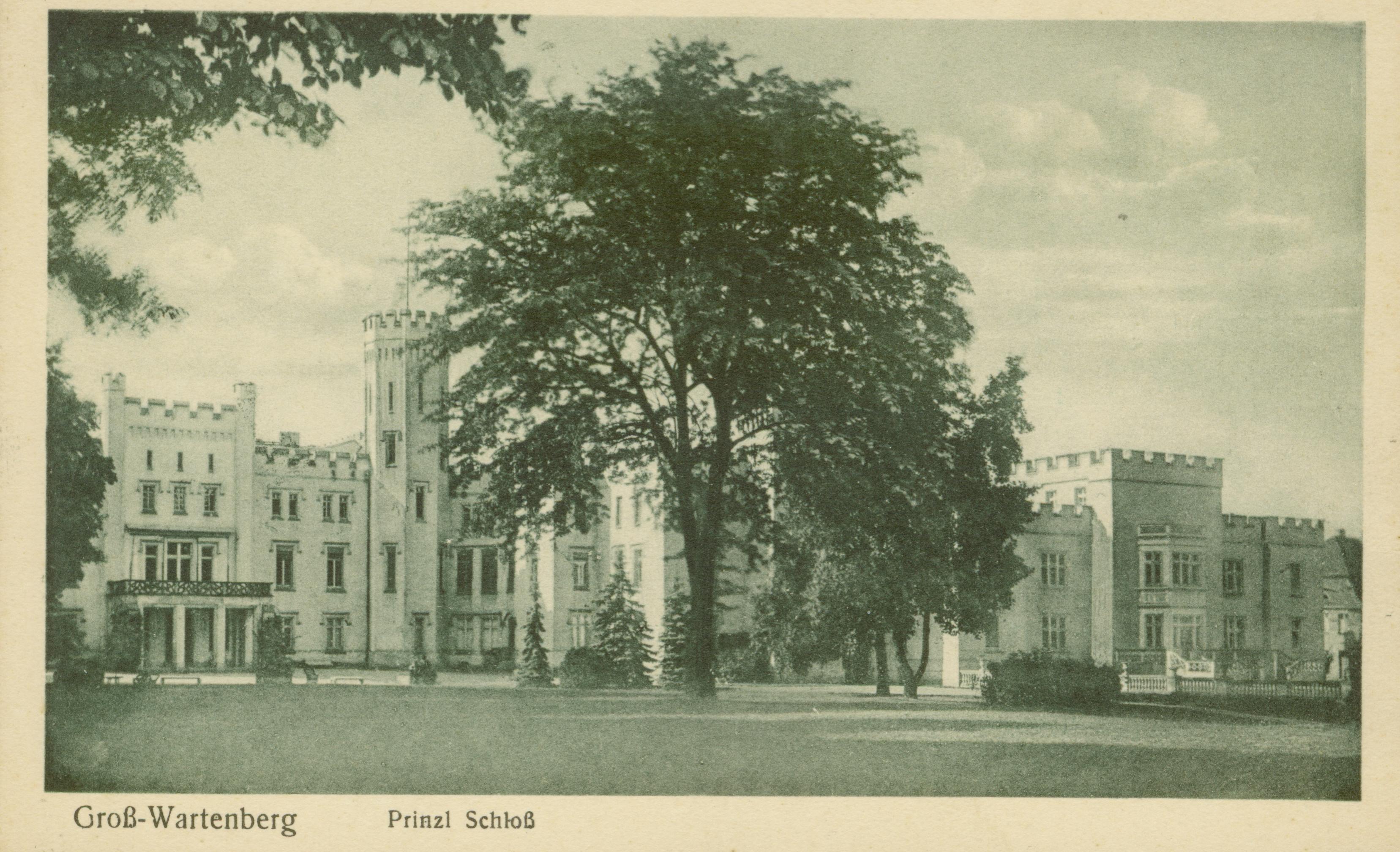 Syców- pałac