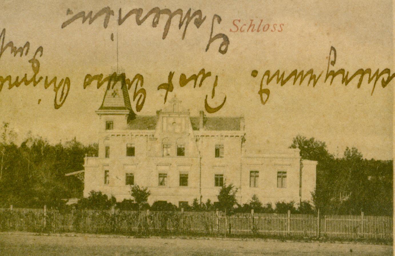 Bukowo-pałac