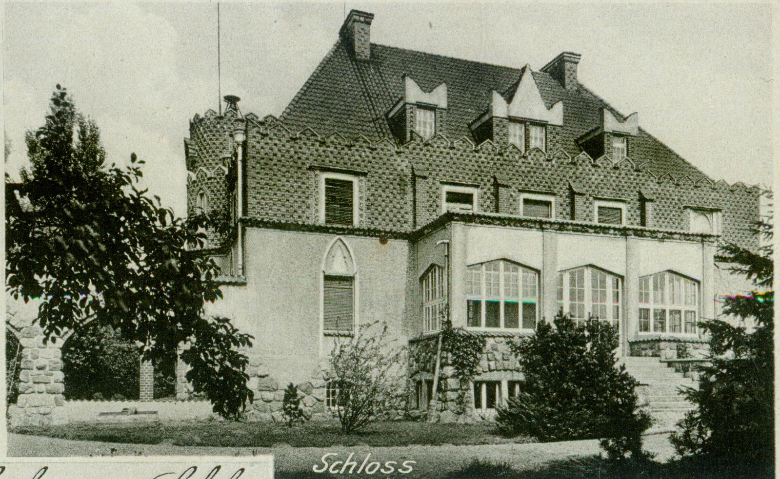 Czechnów pałac