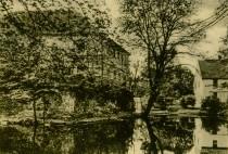 Imbramowice k. Świdnicy, dolnosląskie-pałac