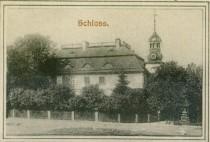 Janowice Duże-pałac