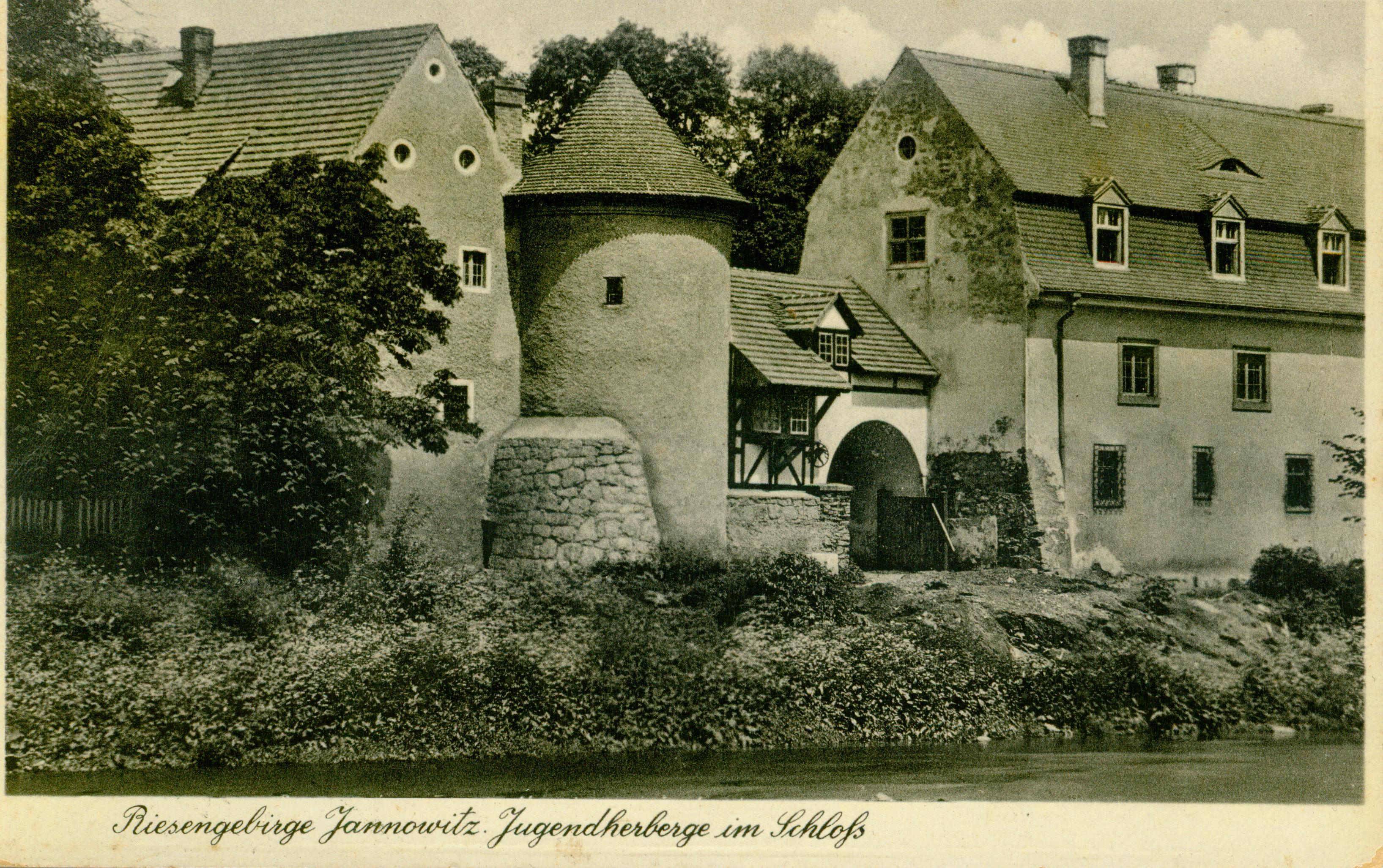 Janowice Wielkie-zamek, dolnośląskie