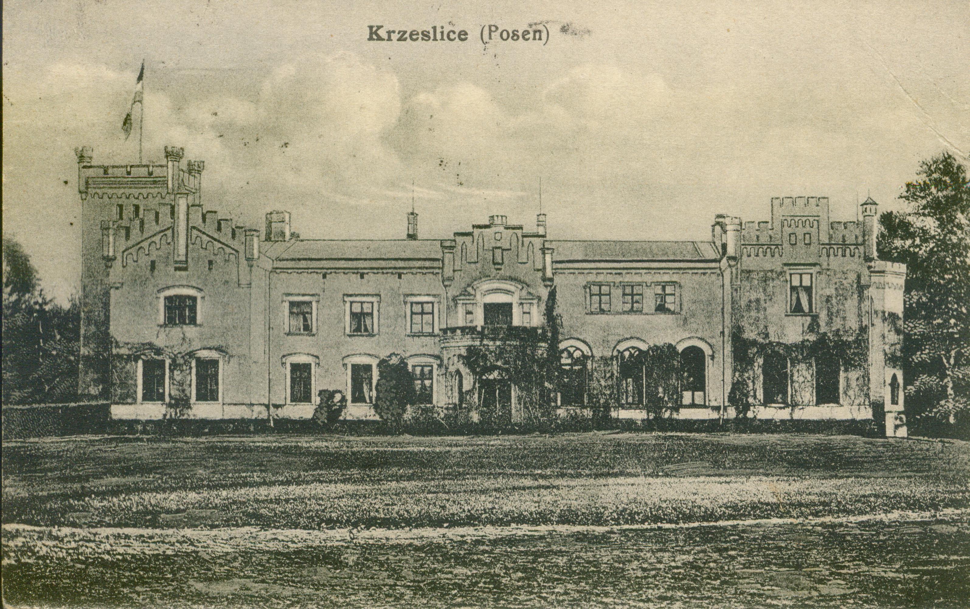 Krześlice pow. Poznań, wielkopolskie