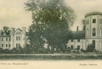 Margońska Wieś pow. Chodzież, wielkopolskie