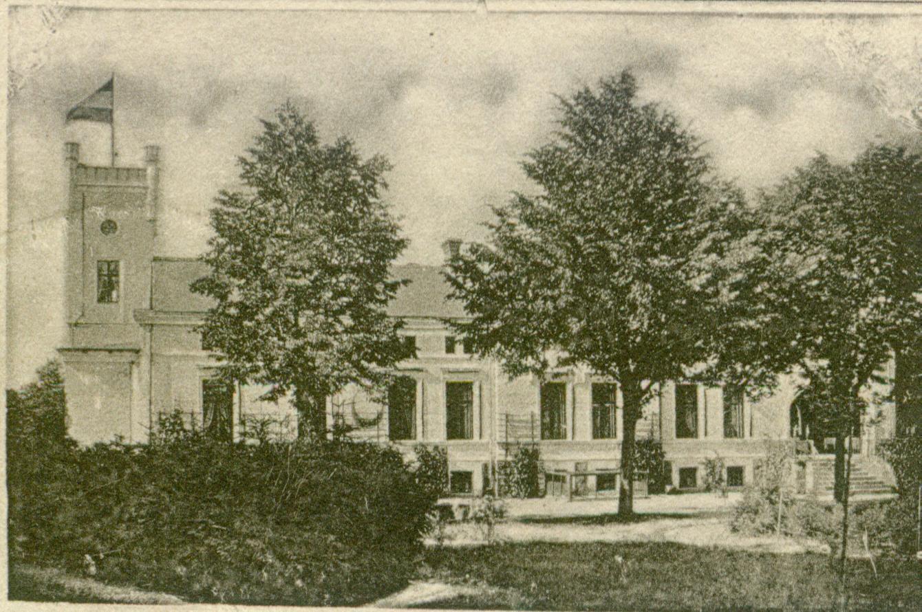 Kocury-pałac 1
