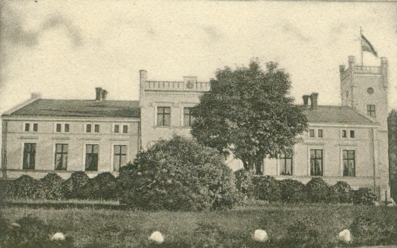 Kocury-pałac 2
