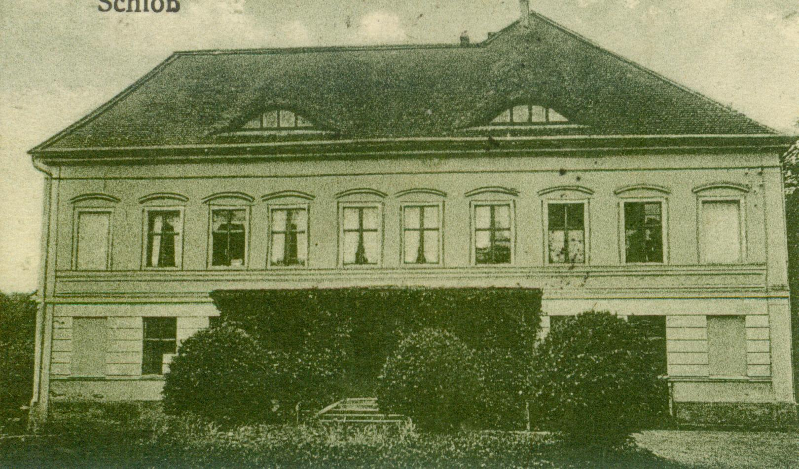Manowo-pałac