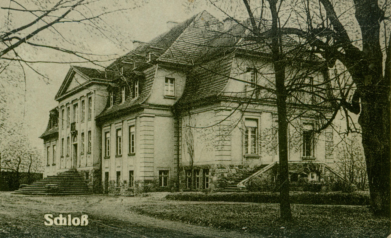 Rekowo pałac