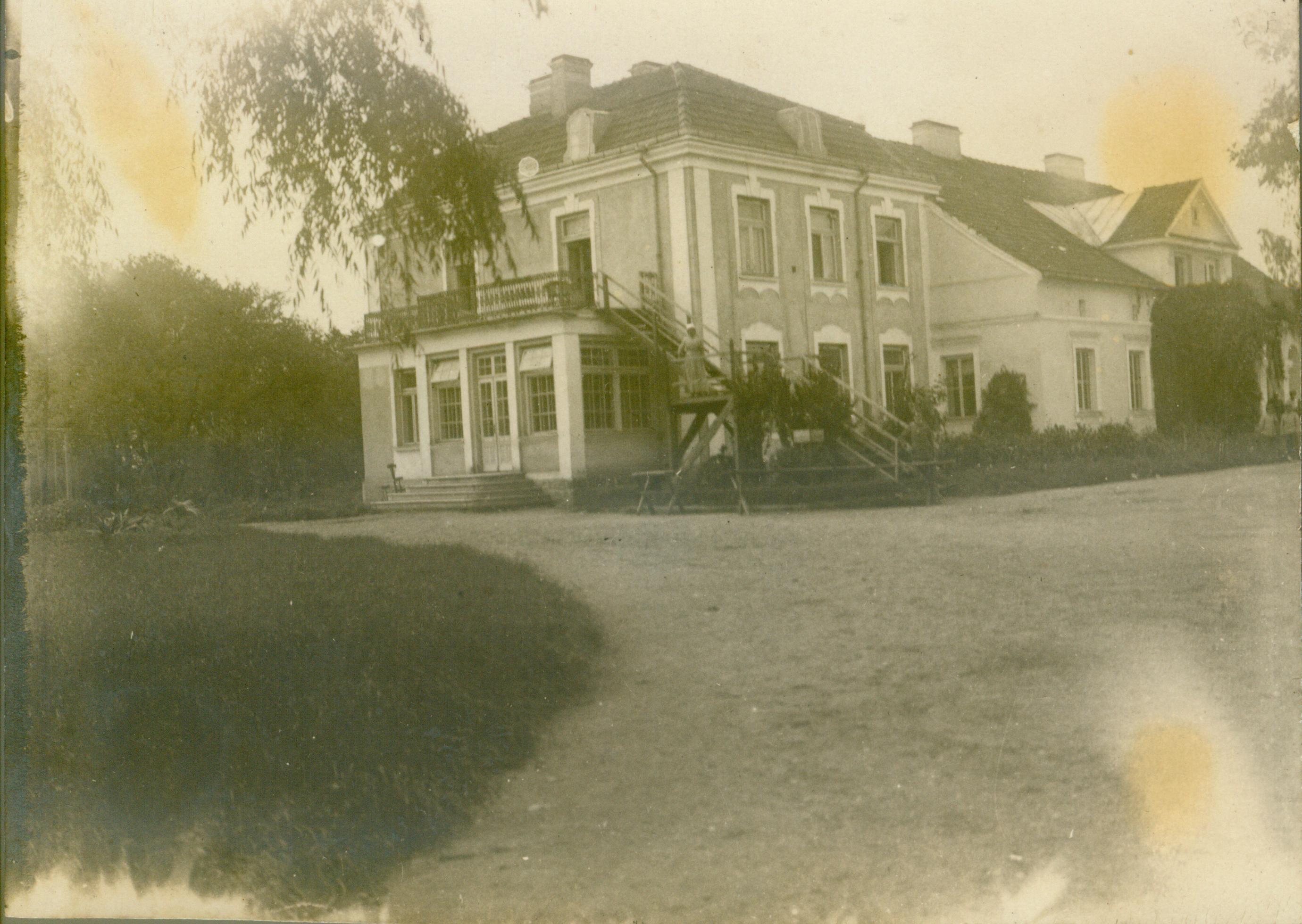 Rybienko Stare powiat Wyszków, mazowieckie