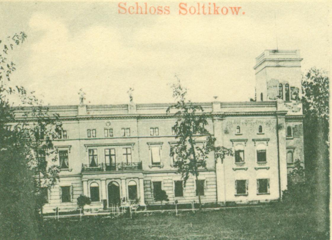 Sulechowo-pałac